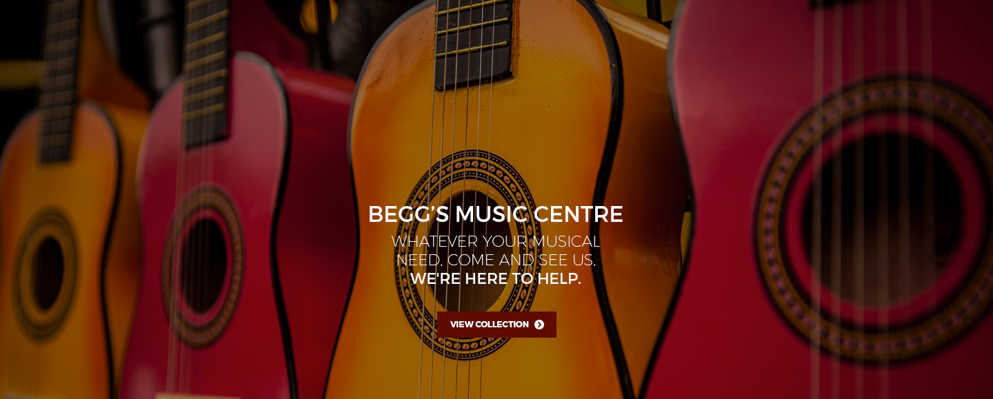Beggs | BEGGS MUSIC OUTLET STORE