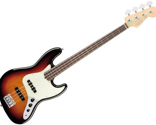 fender afn J bass