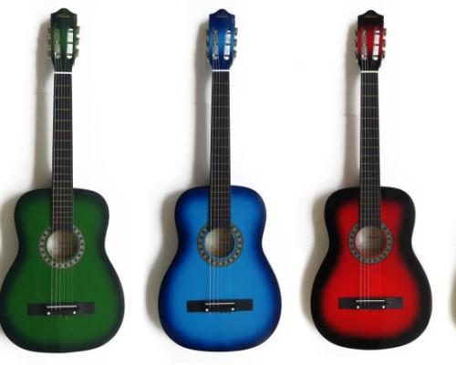 Kapok guitars