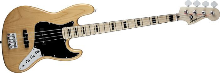 Squier vintage modified s jazz bass