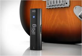irig hd digi guitar int