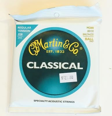 guitar strings classic